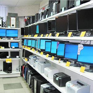 Компьютерные магазины Шахт
