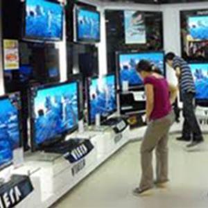 Магазины электроники Шахт