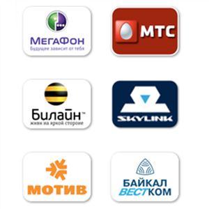 Операторы сотовой связи Шахт