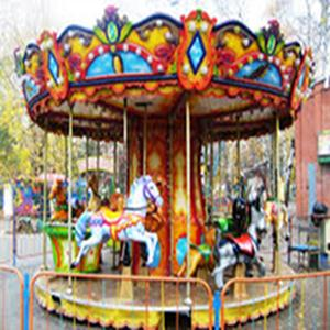 Парки культуры и отдыха Шахт