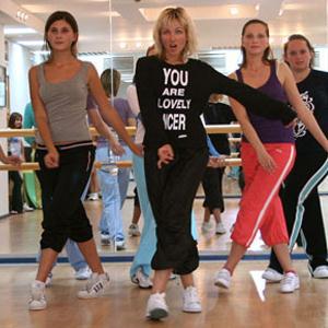 Школы танцев Шахт