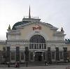 Железнодорожные вокзалы в Шахтах