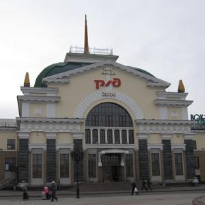 Железнодорожные вокзалы Шахт